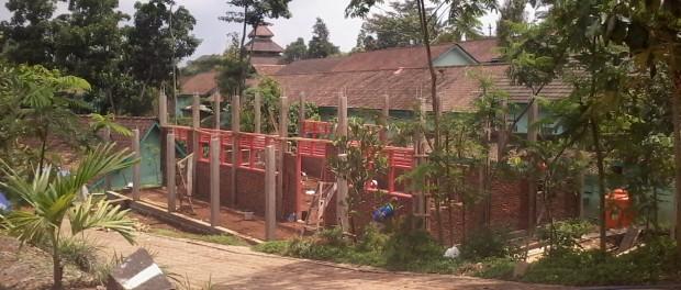 Pembangunan Lagi di Komplek Putra