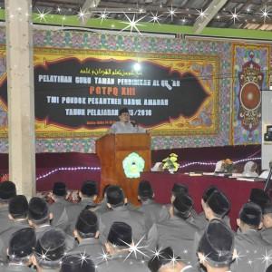 Pelatihan Guru Taman Pendidikan Al Qur'an XIII