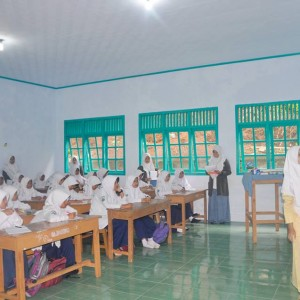 Amaliah Tadris Kelas VI TMI Pesantren Darul Amanah 2016