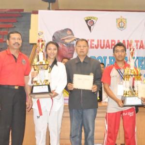 Kejuaraan Taekwondo Kapolres Kendal Cup 2016