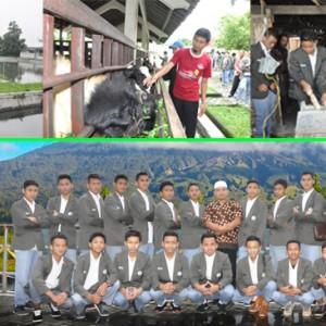 Rikhlah Iqtishodiyah Kelas XII IPS-1 MA Darul Amanah
