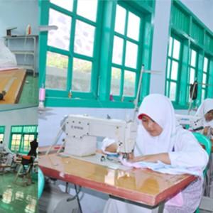 TRY OUT Uji Coba UPK SMK Busana Butik