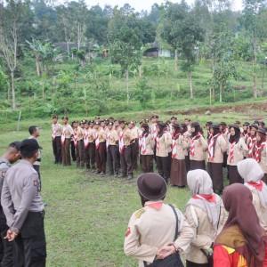 LATGAB  Latihan Gabungan SAKA Bhayangkara Wilayah Kwartir Cabang Kendal