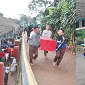 Jum'at Mubarok|Perpindahan Kamar Santri Pondok Pesantren Darul Amanah