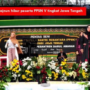 Grup Musik Gambus Layla Majnun Ramaikan PPSN V Tingkat Jawa Tengah