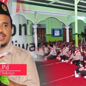 Sekertaris Dinas Pendidikan Kabupaten Kendal Harapkan Ada Supervisi Pelaksanaan Kepramukaan pada Satuan Pendidikan