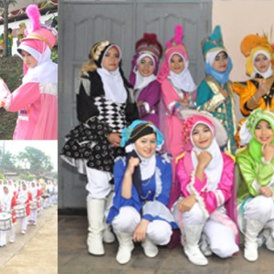 Darul Amanah Girls' Drum Band (DAGDB) in Action