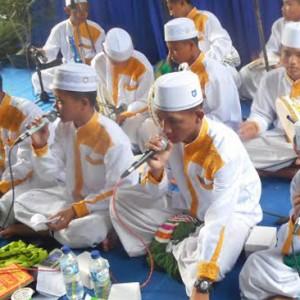 Tarqiyatul Ummah Kembali Bersafari (Rebana dan Marawis Darul Amanah)