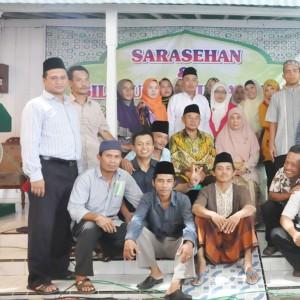 Sarasehan dan Silaturrahmi Alumni Pondok Pesantren Darul Amanah di kantor pusat Yayasan Fawatihul Khusna Penanggulan Pegandon Kendal