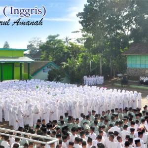 UPACARA 3 BAHASA MENJADI RUTINITAS KEGIATAN PP. DARUL AMANAH