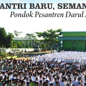 TAHUN BARU, SANTRI BARU, SEMANGAT BARU
