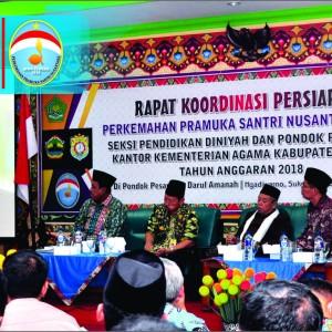 Jelang PPSN tingkat Provinsi, Kanwil Kemenag bersama Kwarda Jawa Tengah Gelar Rapat Koordinasi