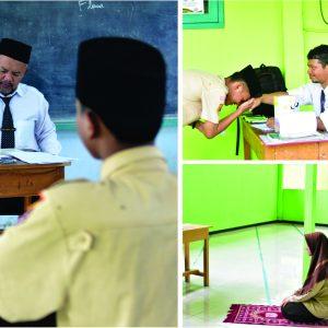 Ujian Lisan semester gasal TP. 2018/2019 Pondok Pesantren Darul Amanah