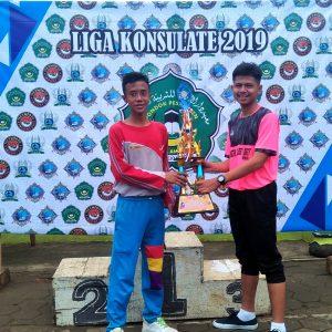 Batang Kembali Tampil sebagai yang Terbaik dalam Liga Konsulat tahun 2019