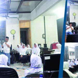 Kembali dalami ilmu jurnalistik, 57 Santri KISSDA Putri Pondok Pesantren Darul Amanah bersilaturahim dan menimba ilmu di dapur redaksi Suara Merdeka Semarang