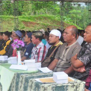 Sosialisasi dan motivasi Jelang UAMBN, USBN, UNBK dan UKK, Pondok Pesantren Darul Amanah