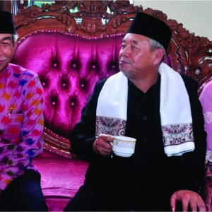 Wakil Menteri Luar Negeri Dr. H. Abdurrahman Mohammad Fachir : Sekali Santri Tetap Santri