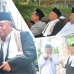 Haflah Akhirussanah; Darul Amanah Hadirkan Dua Kiyai Kondang