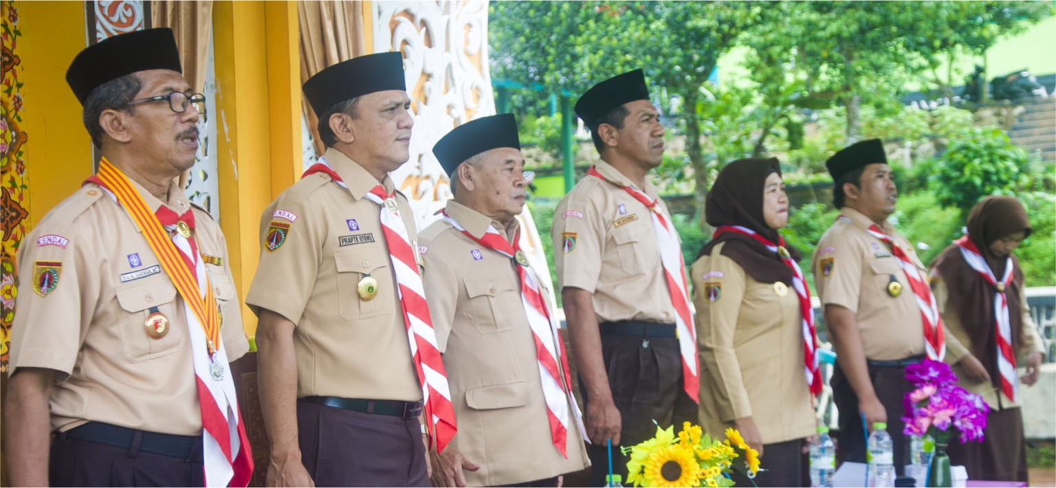 Darul Amanah siapkan 225 kader aktiv pembina Pramuka