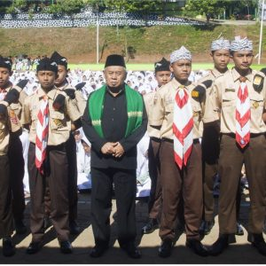 Darul Amanah utus 20 Santri ikuti kegiatan LP3 di Pondok Darussalam Gontor Ponorogo.