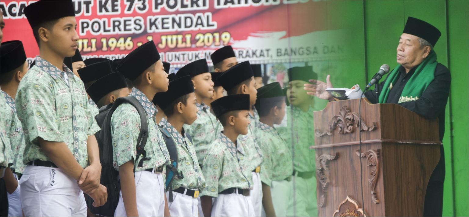 Upacara Pembukaan Tahun Ajaran Baru 2019/2020 Pondok Pesantren Darul Amanah