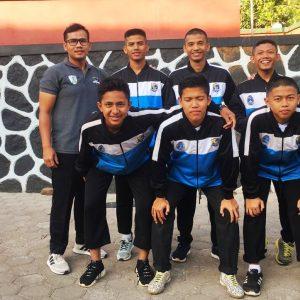 Squad Futsal Darul Amanah Ikuti Turnamen Futsal Antar Pon. Pes. se-Karesidenan