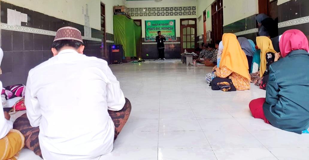 Darul Amanah Raih Juara MTQ Dalam Peringatan Hari Santri Nasional