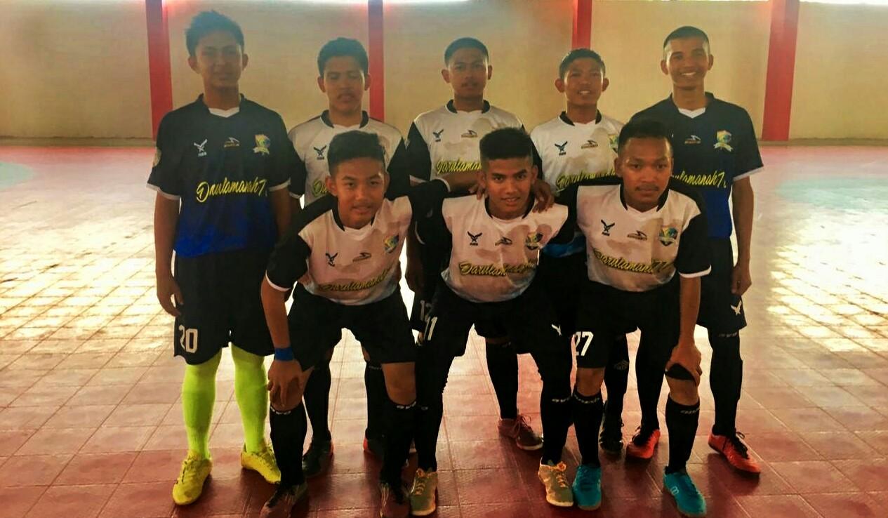 Tim Futsal Darul Amanah Melaju ke Semifinal