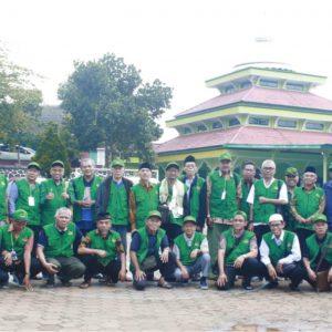 Jalin Silaturahmi : Alumni Pondok Modern Darussalam Gontor Angkatan 73 Plus Sab'inat Gelar Saresehan