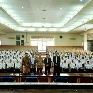Komunitas Literasi Ilmiah dan Sastra Darul Amanah Kunjungi Universitas Gadjah Mada