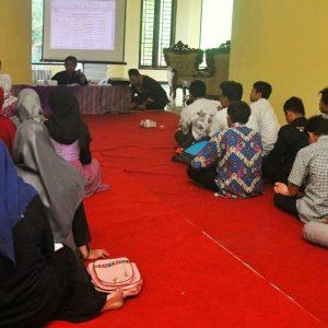 Persiapan Reuni Akbar, Pengurus IKSADA Pusat dan Cabang Adakan Musyawarah