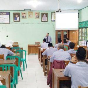 Tingkatkan Kualitas Guru, Darul Amanah Adakan Workshop Pembuatan I'dad Mapel TMI