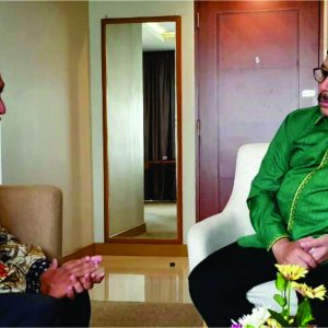 Wakil Pimpinan Pesantren Darul Amanah Courtesy Call Bersama Wakil Menteri Agama RI