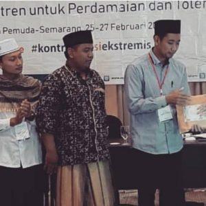 Darul Amanah Ikuti Pelatihan Kontra Narasi Ekstrimis di Semarang