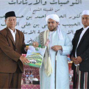 Embun Mewangi dari Negeri Oman; Ulama' Internasional kunjungi Pesantren Darul Amanah
