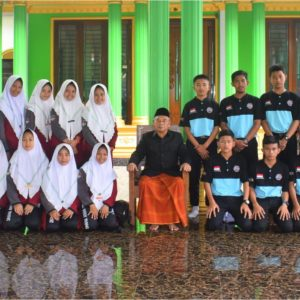 Darul Amanah Kirim 5o Atlet Ikuti Pekan Olahraga Pelajar Daerah (Popda) Kendal 2020