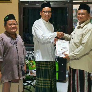 Wakil Pimpinan Pondok Pesantren Darul Amanah Kunjungi Salah Satu Pesantren di Bumi Laskar Pelangi