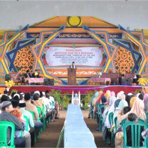Ajak wali santri berperan aktif, Pesantren Darul Amanah kumpulkan wali santri kelas 3 dan 6 TMI
