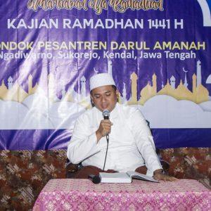 Pointers Kajian Subuh Ramadhan 1441 H Bersama H. Muhammad Fatwa, M.Pd Kitab As Syamail Muhammadiyah
