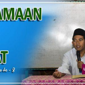 "Kajian Kitab Ushfuriyah (Hadits 8) : ""Keutamaan Hari Jum'at"" – Ustadz Makinun Amin, S.Pd"