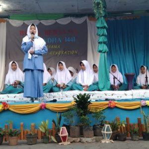 Meraih Keutamaan Bulan Dzulhijah, Santri Darul Amanah Gelar Buka Bersama