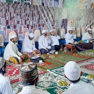 Alumni Darul Mustofa Tarim Yaman Gelar Ijtima' Mantiqi di Pondok Pesantren Darul Amanah