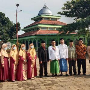 Pondok Pesantren Darul Amanah Sukorejo Kendal Kirim Kadernya untuk Laksanakan Pengabdian Masyarakat
