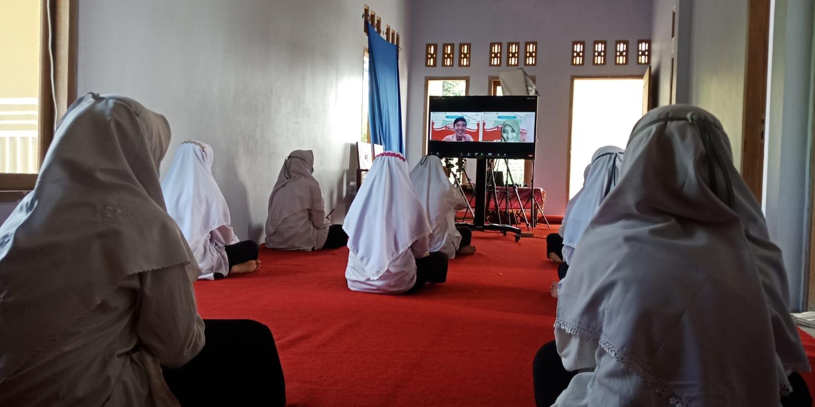 Pondok Pesantren Darul Amanah Sukorejo Kendal Ikuti Dialog Anak Tingkat Provinsi Jawa Tengah