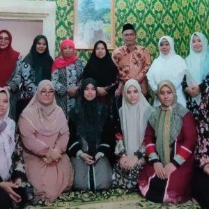 Pondok Pesantren Darul Amanah Ngadiwarno Sukorejo Kendal Hadiri Pertemuan Pengurus JP3M Nusantara