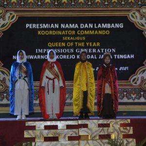 Darul Amanah Gelar Acara Queen Of The Years, Peresmian Nama dan Lambang Koordinator Pramuka dan Commando Taekwondo