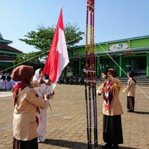 Pondok Pesantren Darul Amanah Kembali Buka Kegiatan Ekstrakulikuler Pramuka Dan Tae Kwon Do